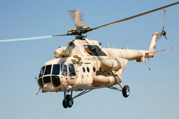 В Пакистан поставлен второй в этом году вертолет Ми-171Е