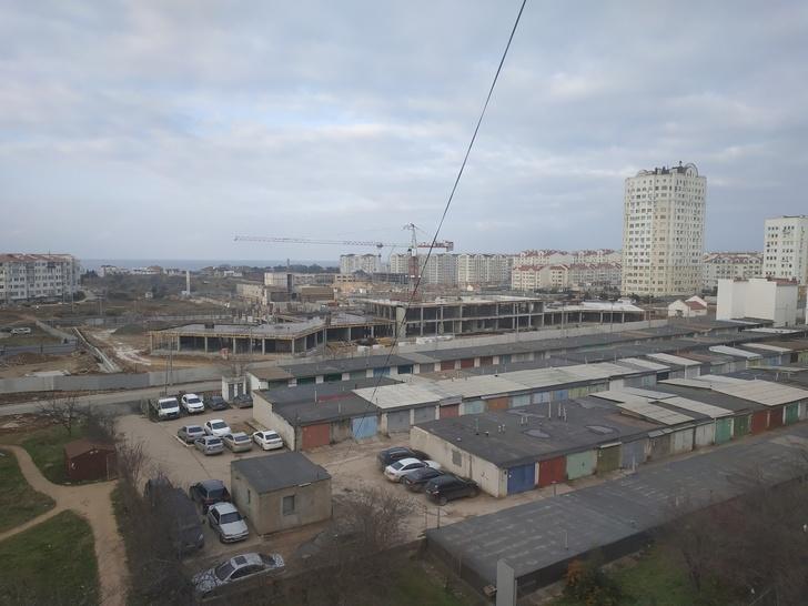 Ход строительства школы в Севастополе