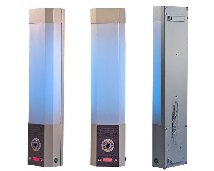 Компания «Ферропласт Медикал» производит ультрафиолетовые стерилизаторы воздуха