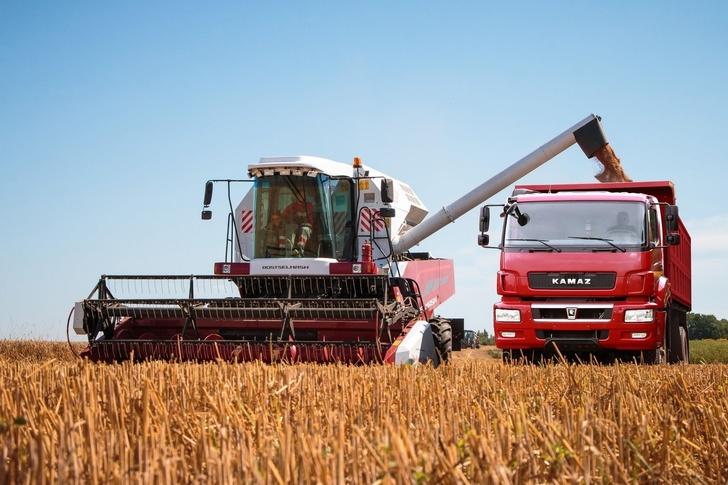 Поставки российской сельхозтехники в Европу растут рекордными темпами