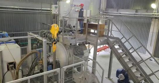 ОЭМК осваивает производство новых марок стали