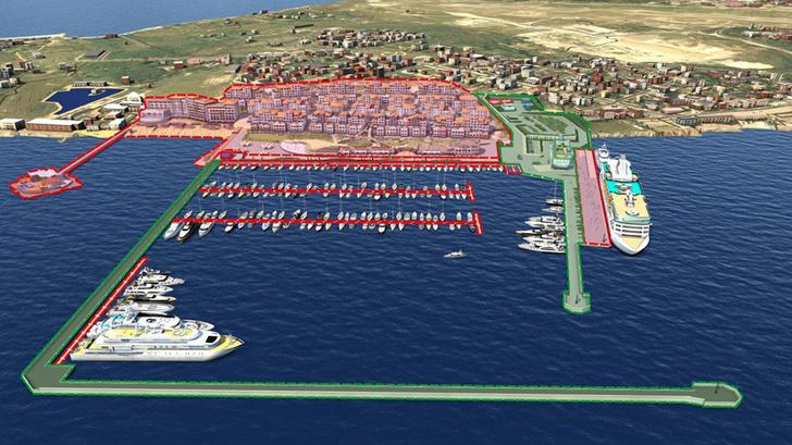 Росморпорт приступил к строительству береговой инфраструктуры в Геленджике