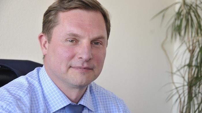 Директор Ленинградского электромашиностроительного завода М.В. Кожин