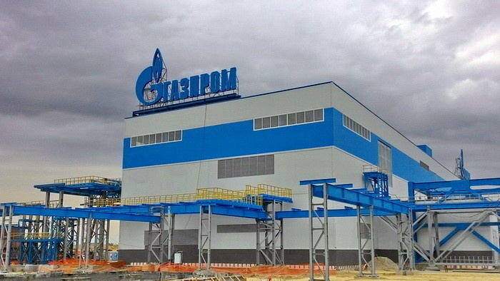 Строящаяся Грозненская ТЭС