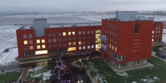 В Грозном открыли корпус агротехнологического института и биолого-химического факультета Кампуса ЧГУ