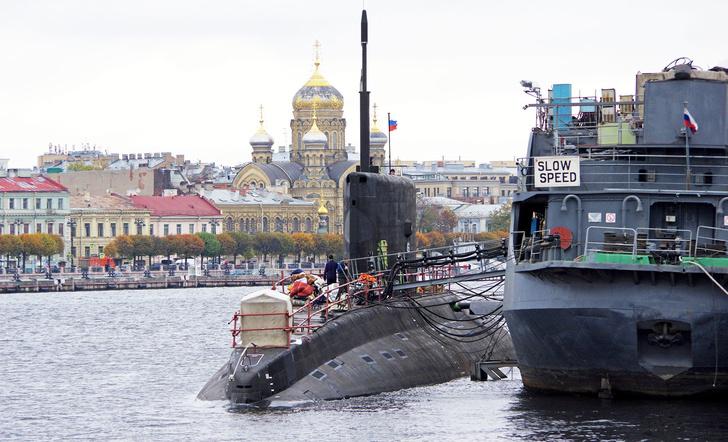 Завершен морской этап государственных испытаний подводной лодки «Петропавловск-Камчатский»