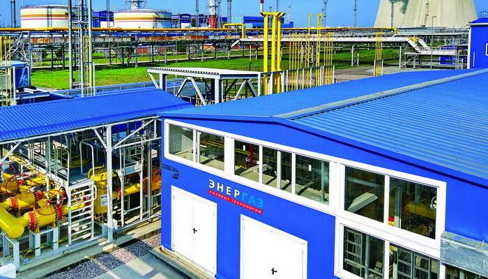 ЭНЕРГАЗ достиг отметки в 300 поставленных установок для подготовки и компримирования газа