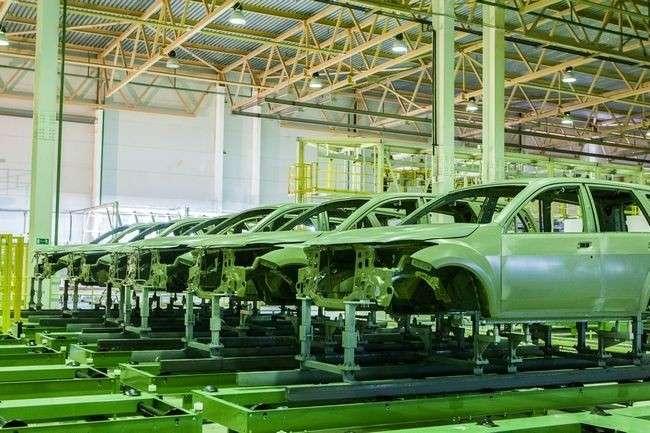 Новости реального сектора. Обзор новых производств: март 2014 г.