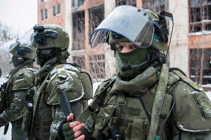 Курс подготовки украинских солдат по стандартам НАТО под руководством инструкторов из Великобритании завершился на Ривненском полигоне, - Минобороны - Цензор.НЕТ 487