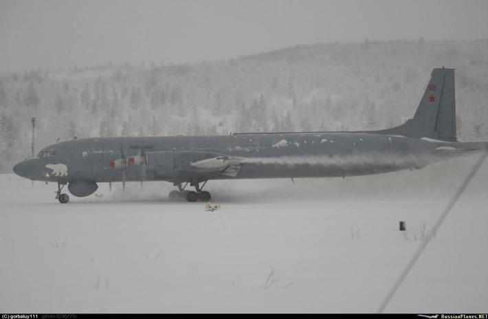 Ил-38 Североморск-1