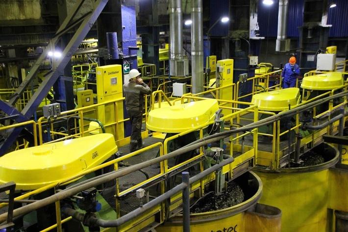 Омсукчанская золотоизвлекательная фабрика
