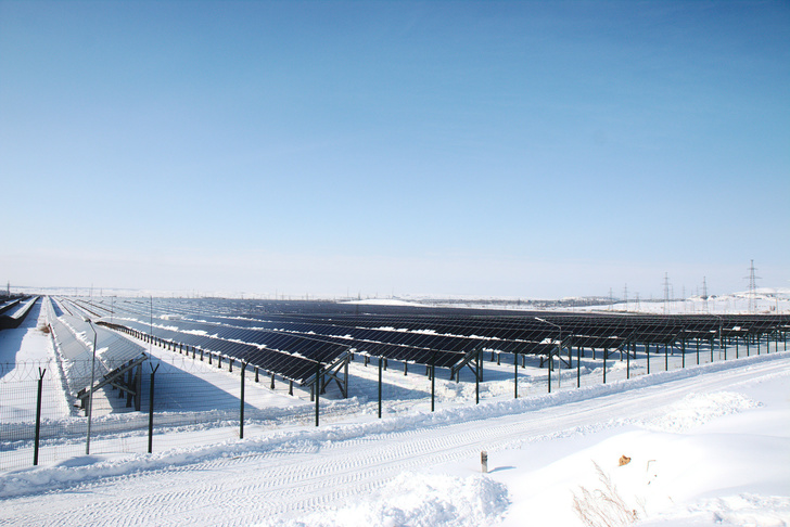 Орская солнечная электростанция, 3-я очередь