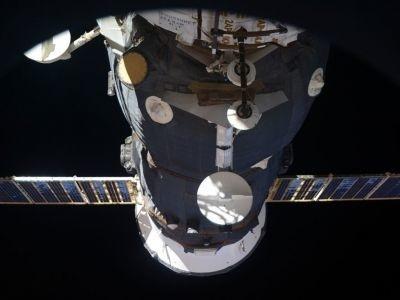 "Космический ""грузовик"" ""Прогресс МС-09"" добрался до МКС за рекордное время"