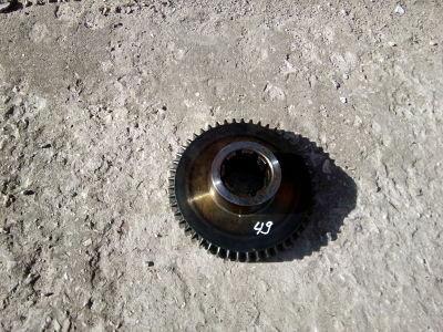 Зубчатое колесо пятой оси m-4 z-49 1А64.02.349 (Для станков 1М65 1Н65 ДИП500 165)