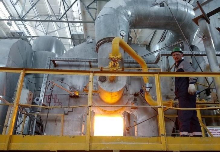 Уральский алюминиевый завод компании РУСАЛ произвел 50-миллионную тонну глинозема