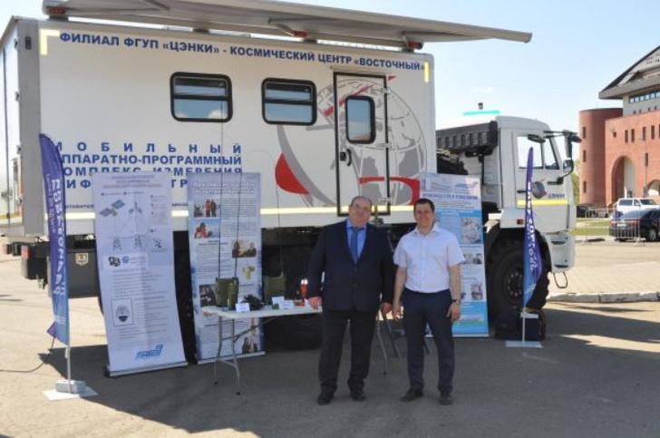 Ярославский радиозавод концерна «РТИ» представил мобильный АПКИЦТ для отечественных космодромов