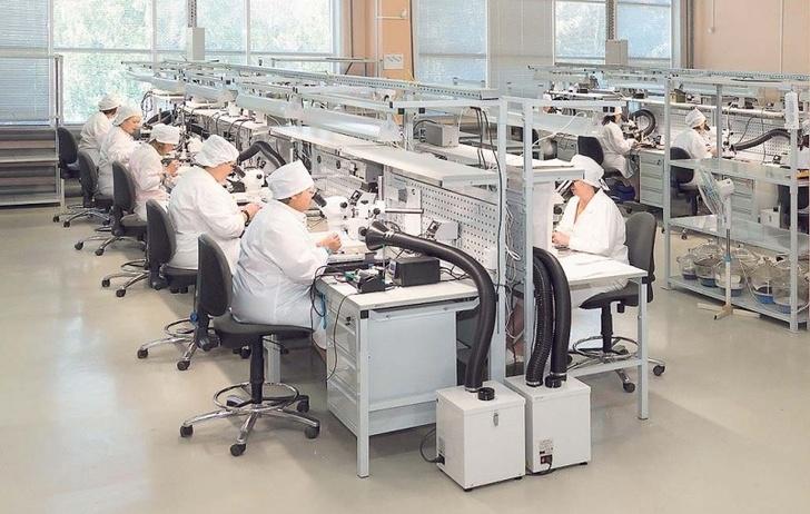 Ростех начал поставки инновационного офтальмологического оборудования
