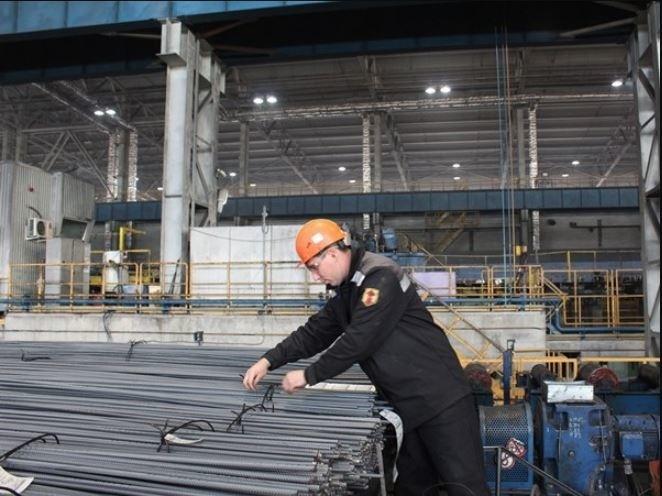 Сортовой завод «Северстали» освоил производство уникального арматурного проката