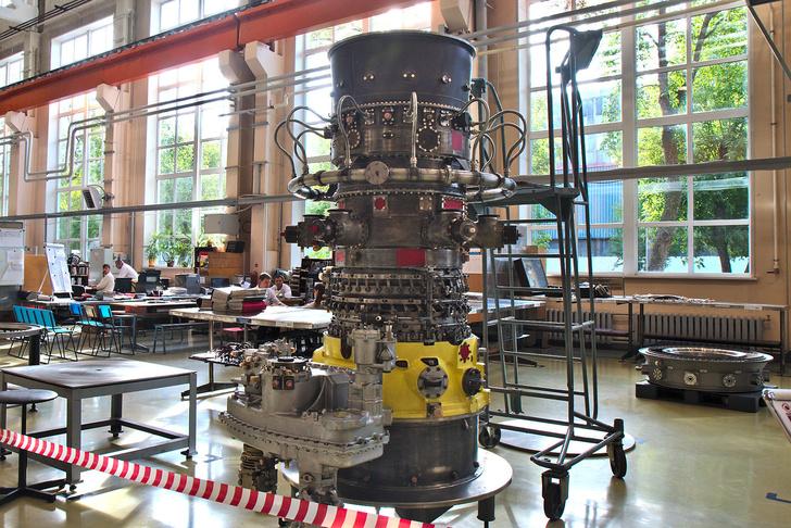 Установка ПС-90ГП-1 ГТУ-12 МВт