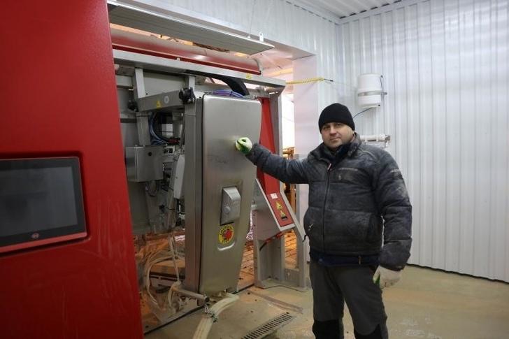В Калужской области запустили очередную роботизированную ферму в рамках программы роботизации
