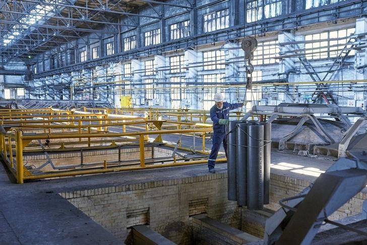 Новочеркасский электродный завод