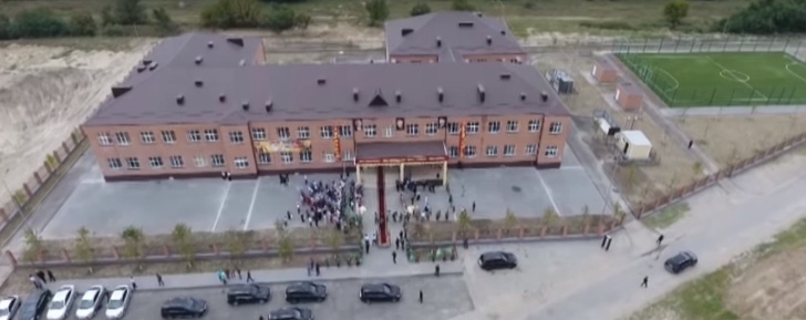 В Чечне открыта спецшкола для детей с ограниченными возможностями здоровья