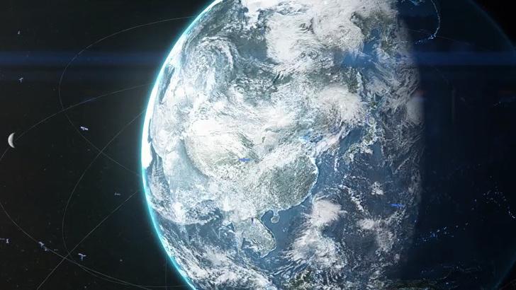 В Роскосмосе рассказали о разработке сверхскоростной системы передачи данных для новейших спутников