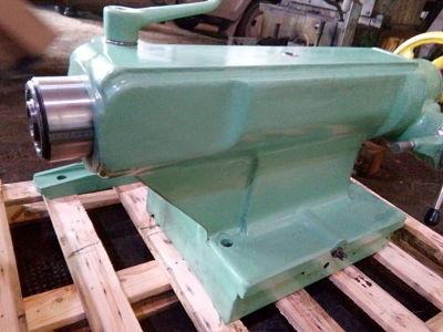 Изготовление, модернизация, капитальный ремонт корпусных изделий токарных станков(бабка задняя 1М65)