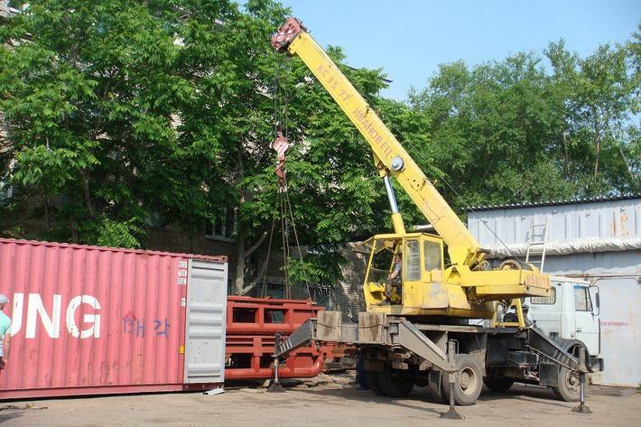 Размещение металлоконструкций ДТХЗ для геологоразведочных работ (ГРР) на твёрдые полезные ископаемые (ТПИ)