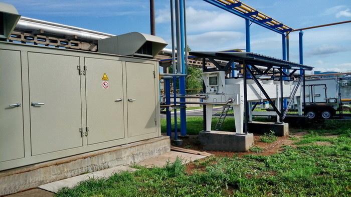 Газокомпрессорная установка и аппарат воздушного охлаждения ДКУ