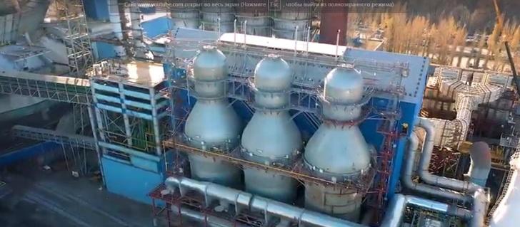 НЛМК ввел в эксплуатацию обновленную доменную печь №6