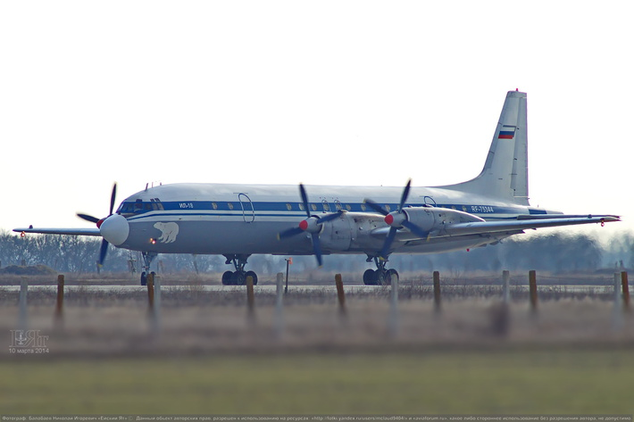 Ил-20РТ Ейск