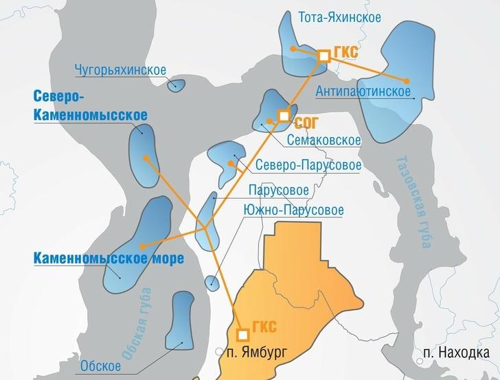 Изображение ООО «Красноярскгазпром нефтегазпроект»