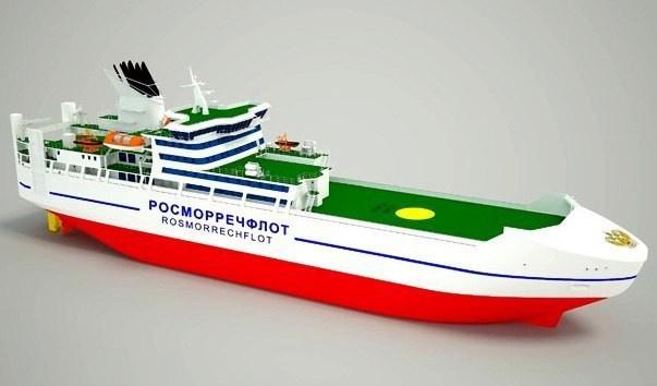 К лету на Керченской переправе заработают новые паромы, благодаря которым в портах не будет очередей.