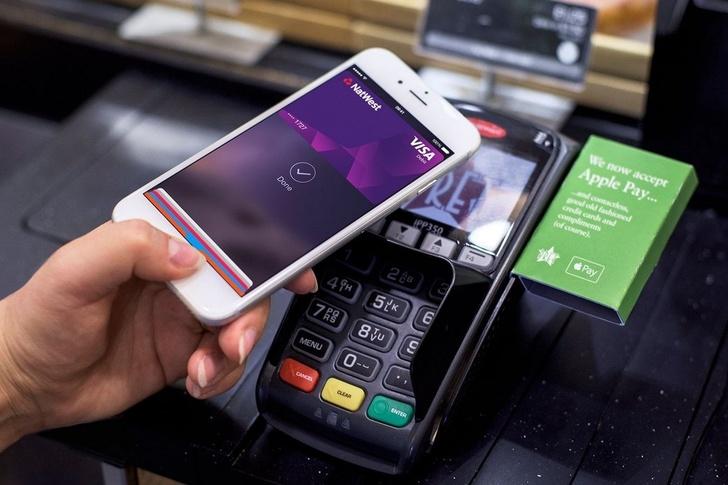 Россия стала лидером по платежам с помощью смартфонов