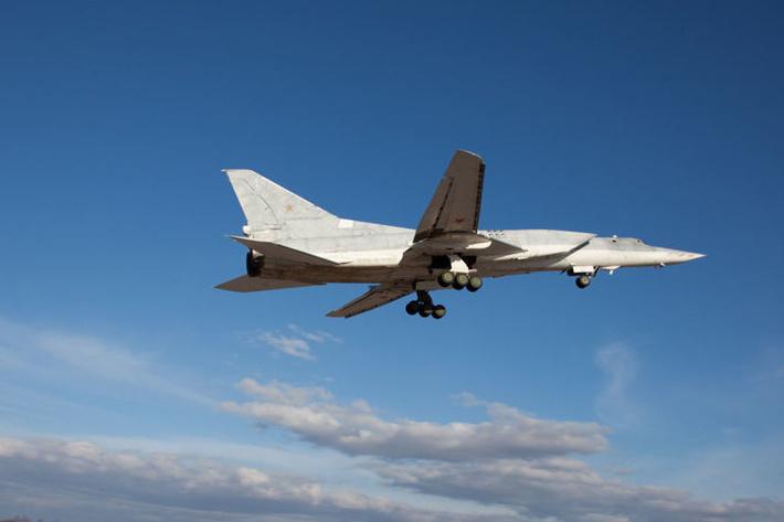 Подготовка пилотов дальней авиации
