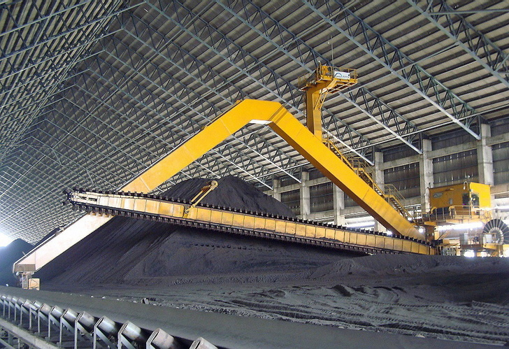 «Терминал Астафьева» объявил на ПМЭФ-2018 о начале проектирования автоматизированных комплексов закрытой перевалки угля