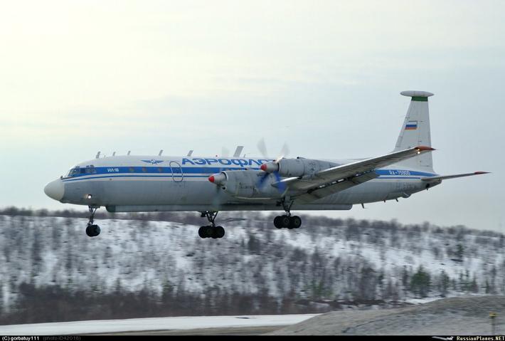 IL-22, 1-Severomorsk