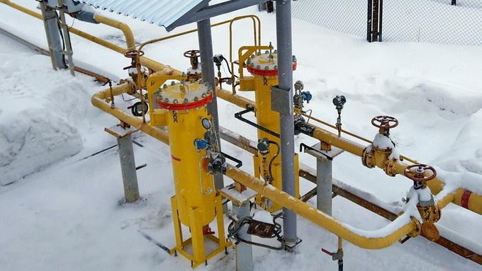 Система газовой фильтрации