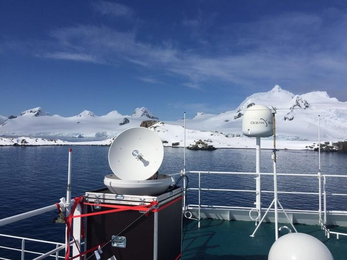 Спутниковая антенная система Телеком-60