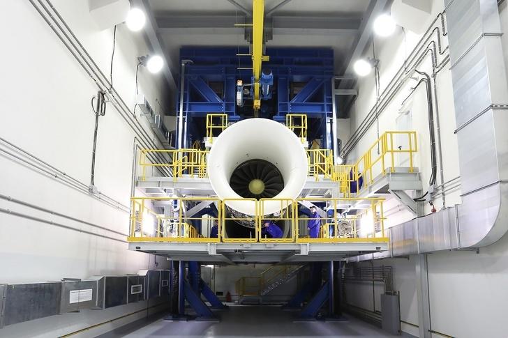 АО «ОДК-Пермские моторы» завершило реконструкцию универсального адаптерного испытательного стенда