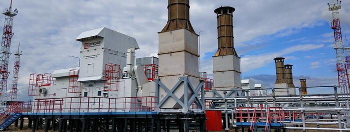 Газотурбинные энергоагрегаты «Урал-6000»