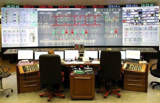 Система безопасности СШ ГЭС
