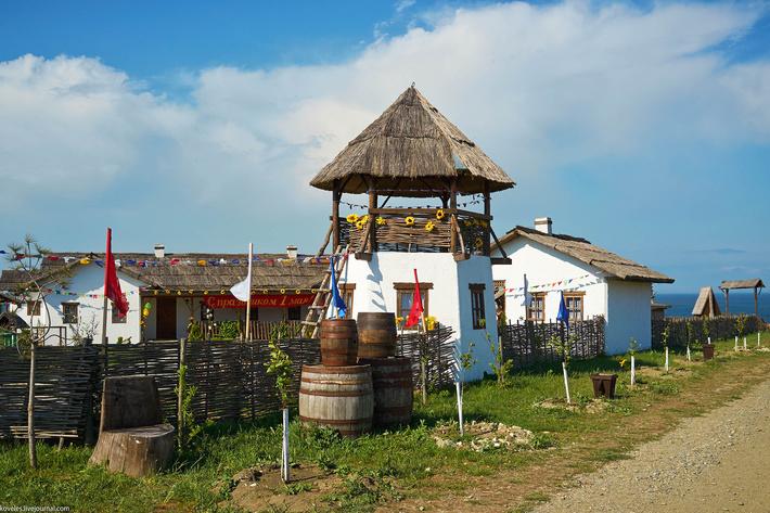 Недавно состоялось празднование 2600-летия Гермонассы-Тмутаракани-Тамани.