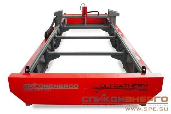 Портальная машина плазменной резки ULTRATHERM MTRP-1560