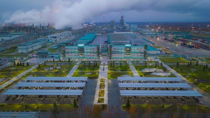 Завод ЗапСибНфтехим