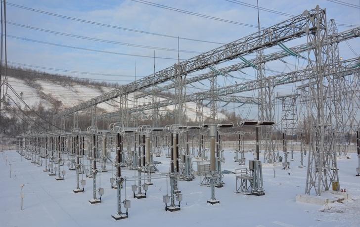 На Жигулевской ГЭС завершено обновление распределительных устройств