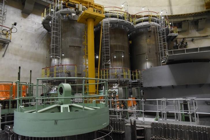 На Нововоронежской АЭС-2 начался физпуск энергоблока №2 поколения «3+»
