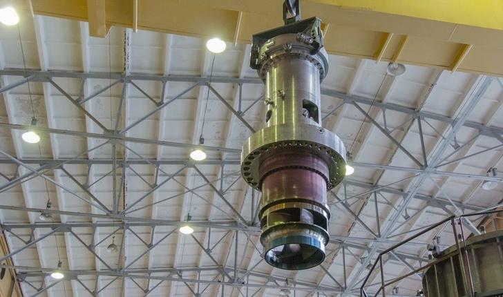 Насосный агрегат ГЦНА-1391.
