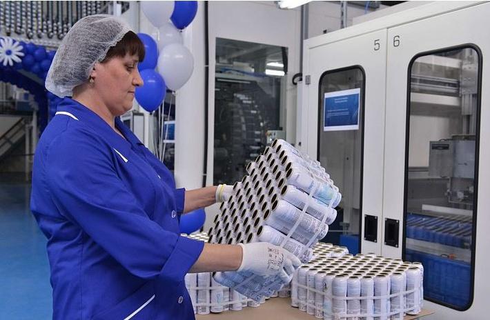 На заводе «Арнест» в Ставропольском крае запустили новую производственную линию
